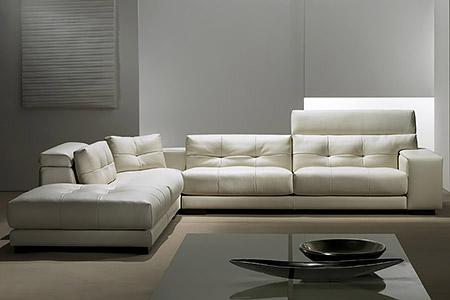 Divani divani in pelle divani angolari divani moderni for Divano angolare grande