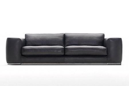 Divani divani in pelle divani angolari divani moderni for Divano seduta larga